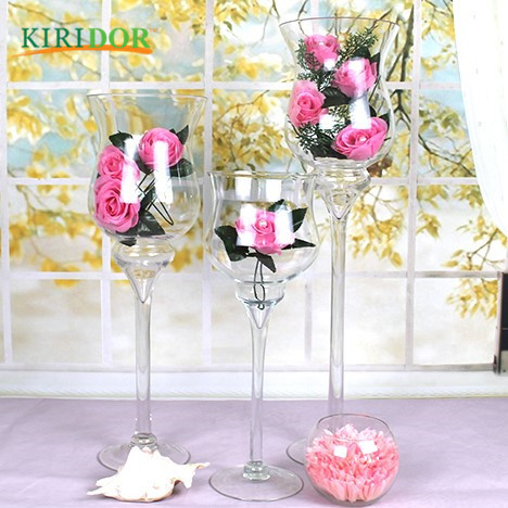 Tall Glass Vases Wedding Centerpieces Source Quality Tall Glass