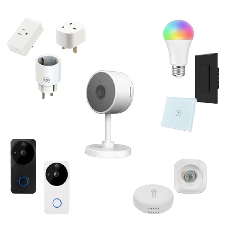 Larkkey Smart Life Smart Home Products Wifi Camera Wifi Plug Socket, View  wifi camera, LARKKEY Product Details from Hangzhou Queqi Technology Co ,