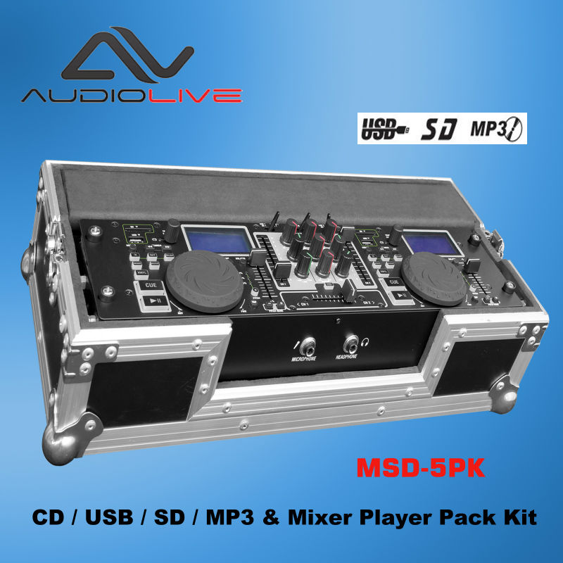 China Supplier Best Selling Cdj With 2 Channel Usb Mp3 Players Msd ...