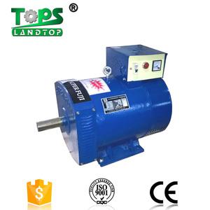 factory price single phase 220v 2kw ac dynamo