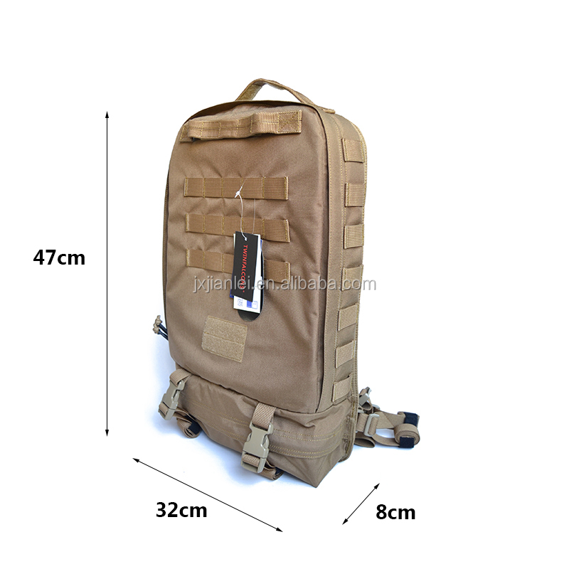 Backpacks Army Molle 12l First Aid Kits Packs Military Rucksack Outdoor Bug  Out Bag Tactical Ifak Tssi M9 Medical Backpack Bg002 - Buy Medical