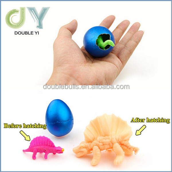 4.5*6cm Cute Magic Hatching Growing Dinosaur Egg toys For Kids