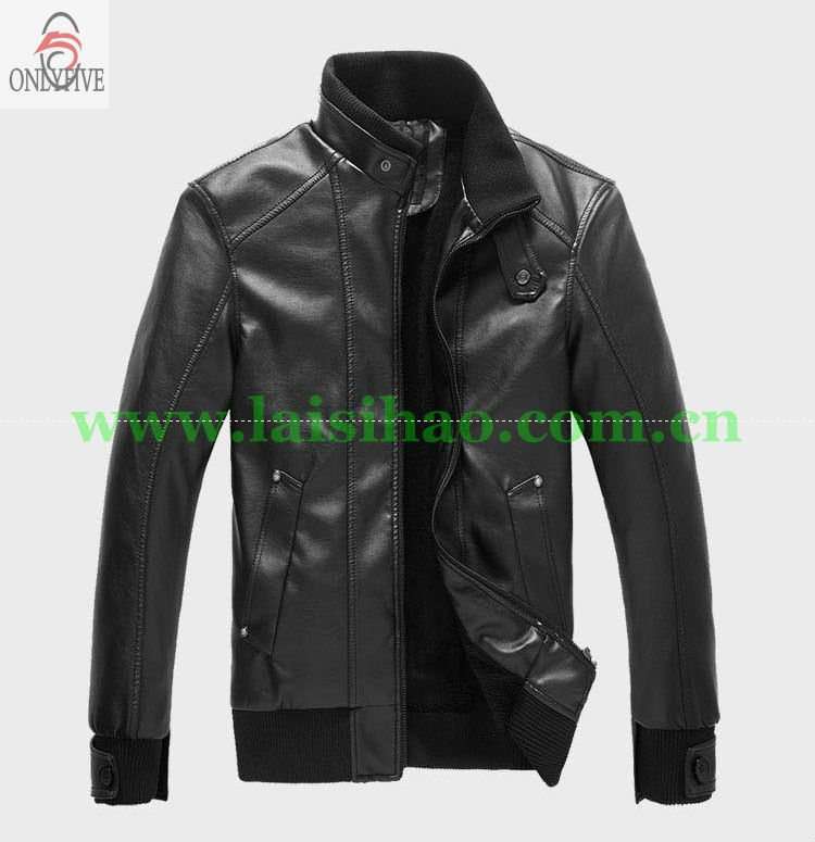 cheap leather jacket for men