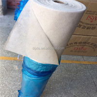China supply Easily tear away 100% recycle cotton Embroidery backing paper interlining fabric