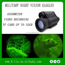 Popular Promotion Thermal Camera Riflescope Infrared Night Vision Monocular