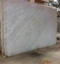 Cheap Decorate Chinese White Carrara Marble Slab marble stone block