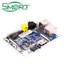 Original BPI-M1 Banana Pi M1 board. A20 Dual Core 1GB RAM Open-source development board single-board computer SBC