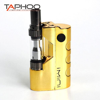 Imini Double Coil Box Vape Mod Refill Vaporizer Kits For Cbd Or Thick Oil -  Buy Imini Vape,Imini Mod,Imini Vape Mod Product on Alibaba com