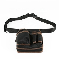 Multifunctional Wear Resistance Electrician Tool Carrier Waist Bag With Adjustable Plastic Buckle