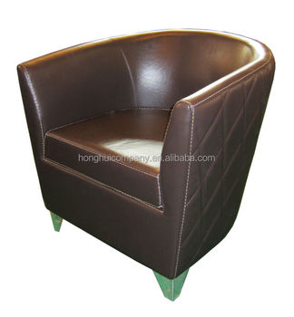 Comfortable Salon waiting chair H-D026