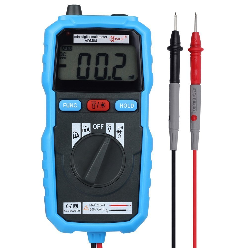Cheap Diode Multimeter Find Deals On Line At How To Build Pic Tester Get Quotations Yanghx Digital Dmm Dc Ac Voltage Current Meter Auto Range