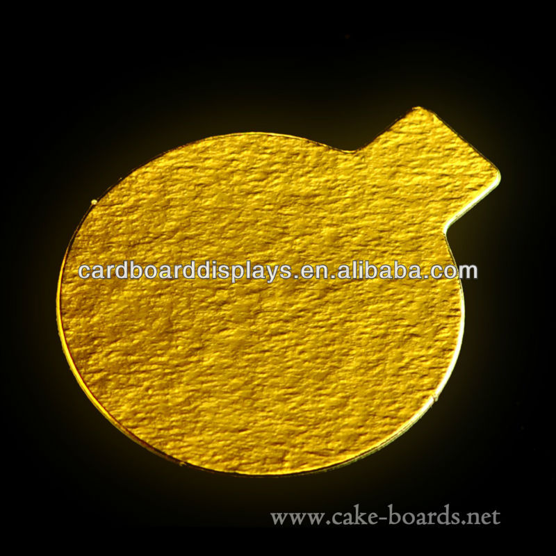 Hot sale 100% customer Mimi cake boards  hardboard moto pastry board
