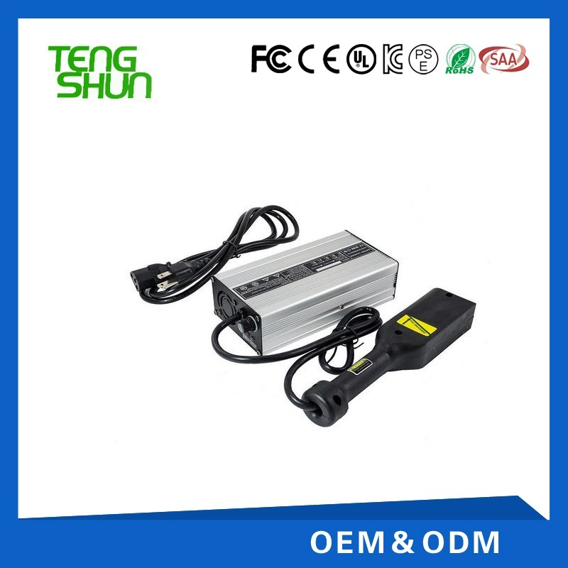350watts high quality electric golf cart scooter battery charger 36v 8a 48v 5a 60v 4a 72v 3a