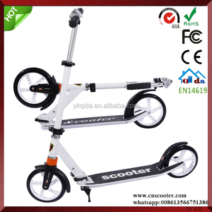 230mm 2 Pu Wheel Pro Easy Rider Mobility Scooter For Sale