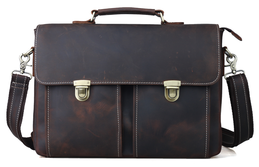 We specialise in selling leather travel bags, leather luggage, briefcases and also computer cases. You may find a leather bags for all purposes here, for business files, laptop, documents you wish to carry, or a really fashionable style to impress! Leather holdalls, Gladstone bags and other vintage designs, cabin cases, attache cases, pilot cases, trolley suitcases, hide garment carriers all.