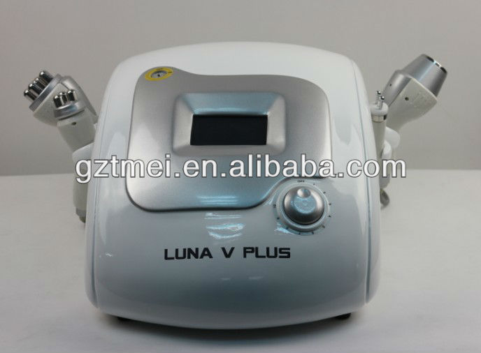 LUNA V PLUS lipo massage beauty machine equipment