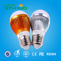 Night bulb light sensor 5w bulb light e26 e14 e27 zigbee led light bulb with CE and Rohs certification