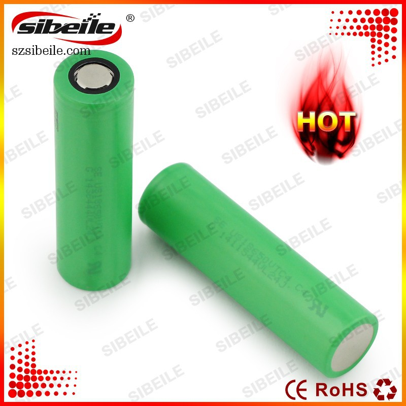 Best price Li-ion rechargeable 3.7V battery 18650 Battery Pack For e-cig