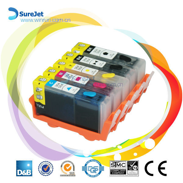 New hot product for HP 364 564 xl ink cartridge refill ink
