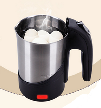 stainless steel wide electric tea kettle 2 cup kettle
