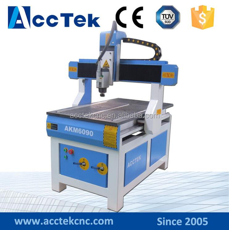 aluminum carving cnc router machine/cnc machine with 3d scanner