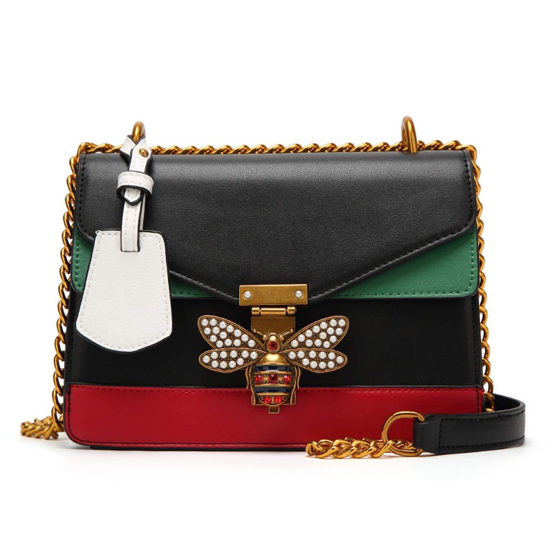 leather handluxury bags handbags designer brands ladies shoulder bag