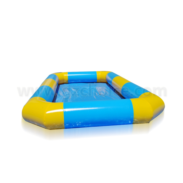 Garden Pool Inflatable Rectangular Family Kids Paddling Pool  inflatable swimming pool for children and adults to play