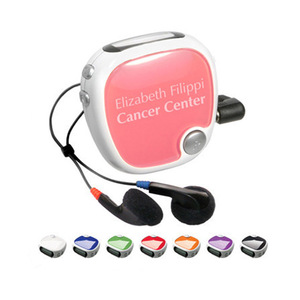 Fashion design smart mp3 pedometer