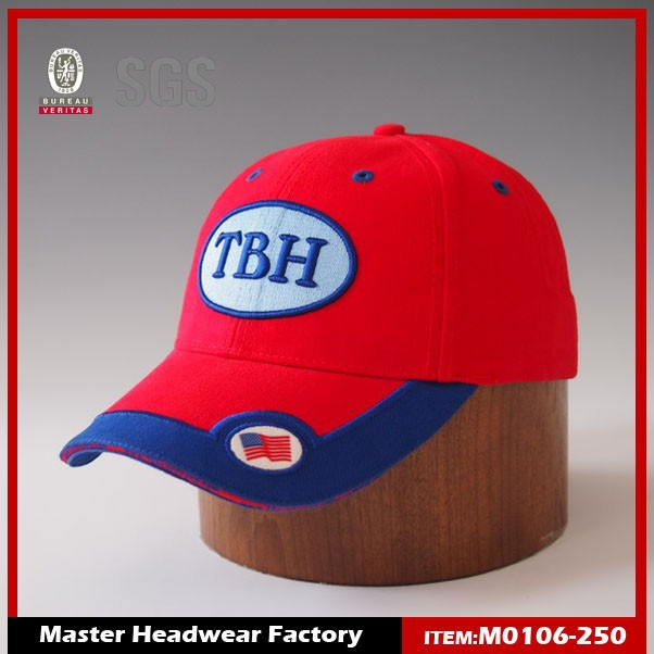 Fashion cotton twill good embroidery baseball caps and hats