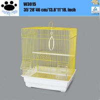 China petsmart bird cages 35*28*46 cm/13.8*1*18 inch