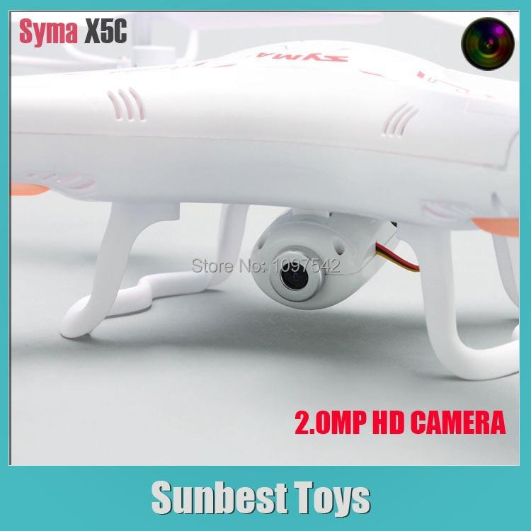 Syma X5C Explorers Camera Drone 2.4G 4CH 6axis Gyro HD Camera Quadcopter