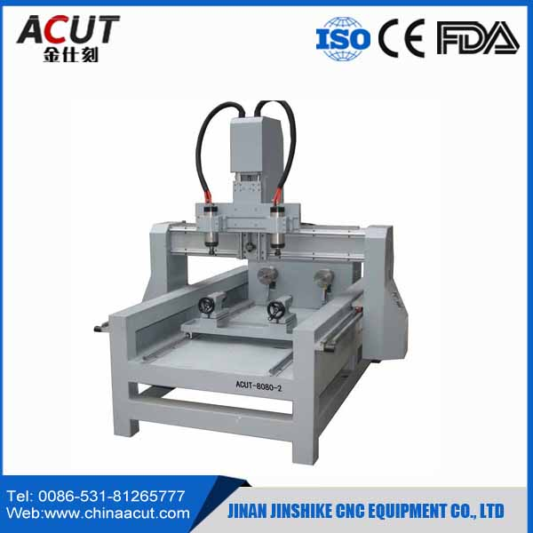 cnc wood router for sale/ 3d wood cnc router/ chair leg cylinder cnc engraving machine