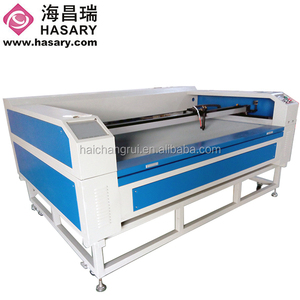 Secured and intuitive control of the system 13090 150w Co2 Laser Cutting Machine from China