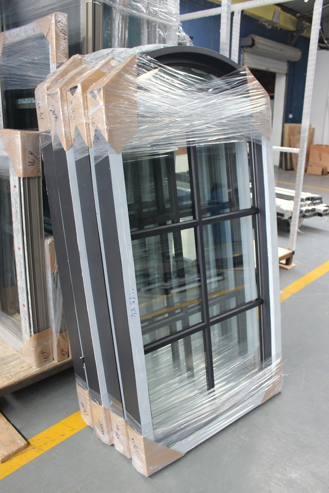 Australia standard / New Zealand standard / Miami  NFRC impact glass door