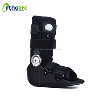 Removable ROM Pneumatic Walker Support Aircast Boot For Sprain Ankle