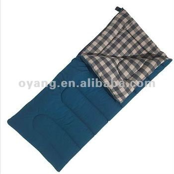 100 Cotton Flannel Sleeping Bag