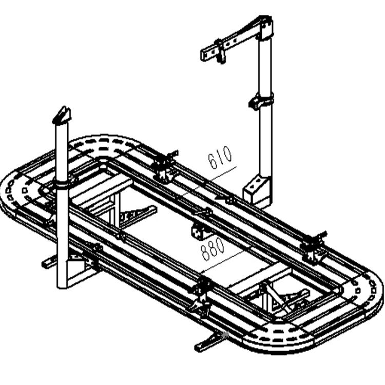 Auto Body Frame Craigslist Straightening Pulling Machine