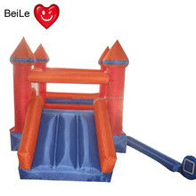 Cheap small indoor inflatable bouncer and bounce house for sale