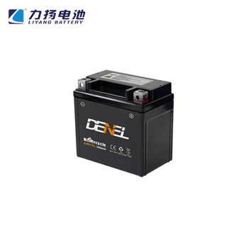 6MF5L motorcycle battery