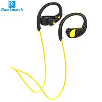 Stereo Bluetooth Headphone Wireless Earpiece, Upgrade Earphone Bluetooth Headset With Ear hooks RN3