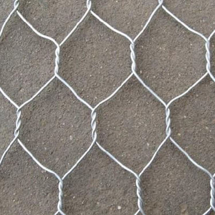 Galvanised Hexagonal Wire Mesh Netting