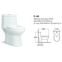 C-60 High quality pedestal squat toilet, hot selling male toilet,new style toilet wc container