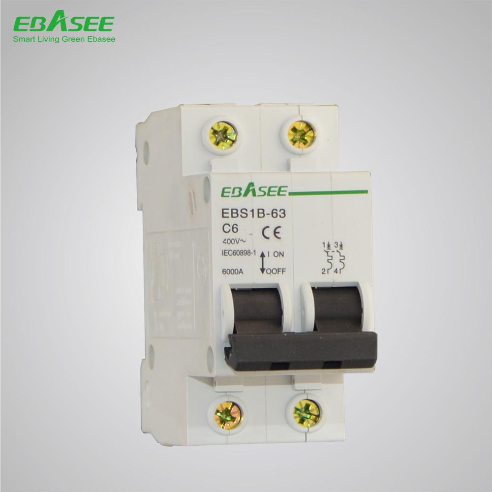 Mcb 4p Miniature Circuit Breaker 2 Ampere Buy Electrical Machine Breaker63 Breakerminiature Product On