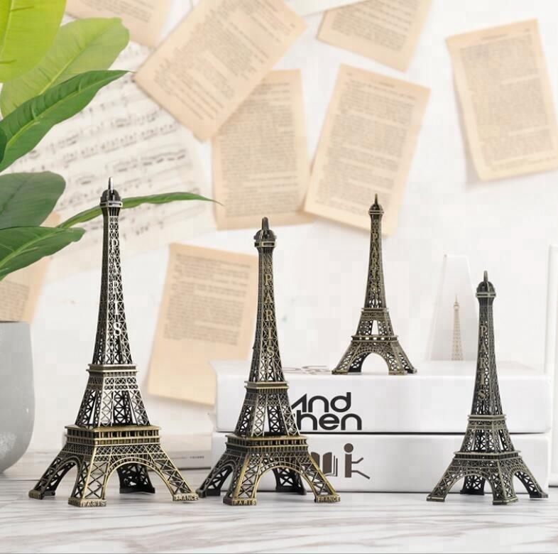 Metal Eiffel Tower Home Decor Whole
