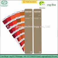 Fabric Color Chart FHIP110N Paint Color Card Printing TPG Pantone Color Book