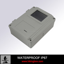 IP67 Aluminum Electronic enclosure/Junction BOX for Outdoor Using 245*190*88mm