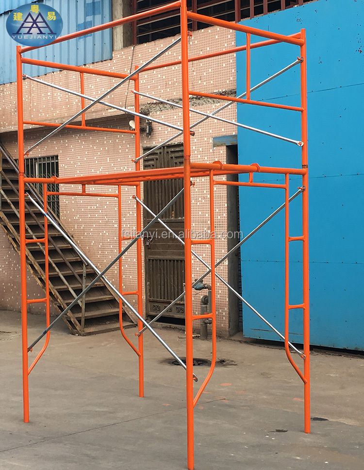 1930*1219 Frame Scaffolding System for Masonry Construction(Factory in FoShan)