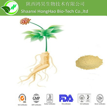 100% natural high quality pure korean red ginseng extract powder for tonic