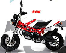 NEW -----High quality 50cc/125cc mini racing motorcycle , for kids / adults . EEC approval certification