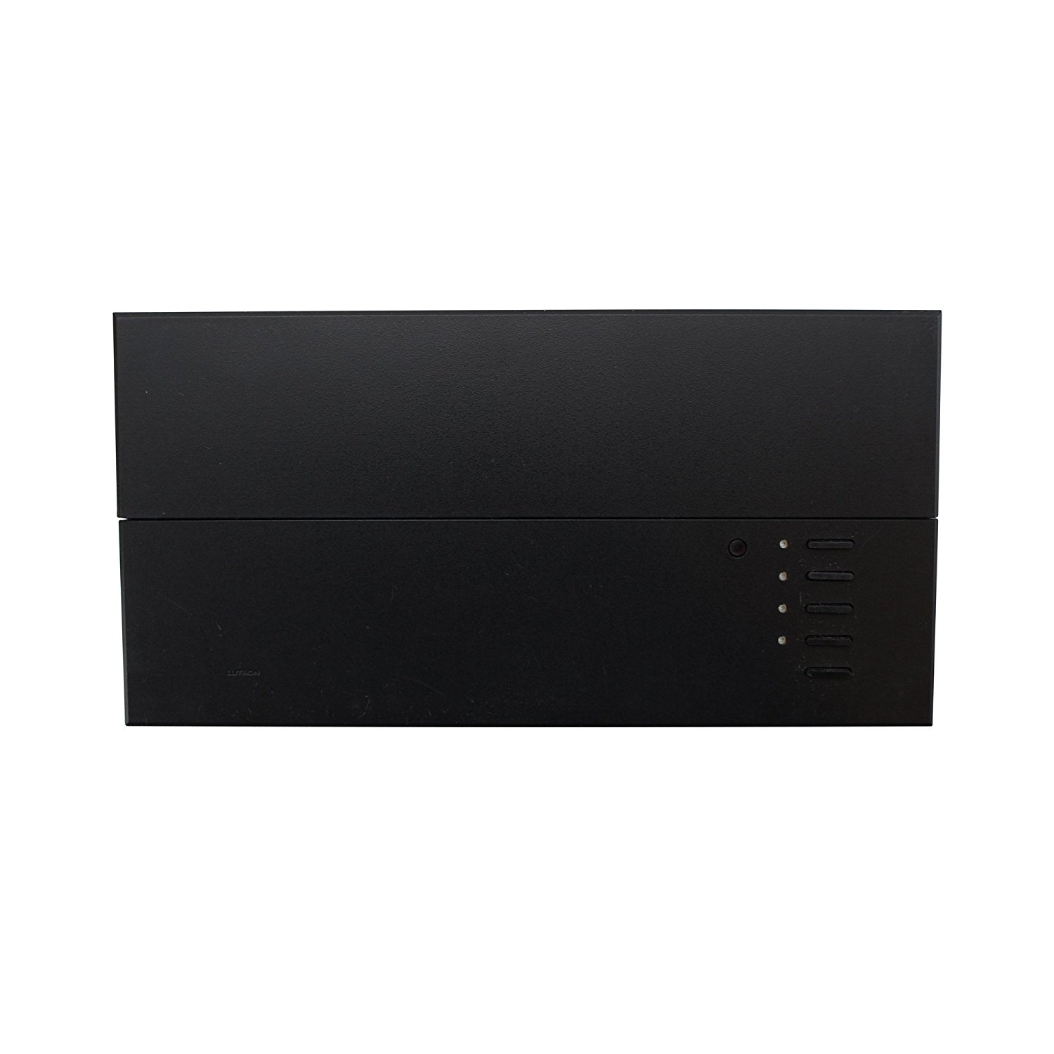 Lutron GRX-4524-BK Grafik Eye 4 Scene Lighting Control Wall Station, Black